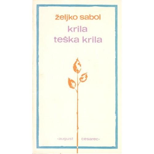 Krila Teska Krila Poezija