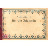 Alphabete fur die Stickerin