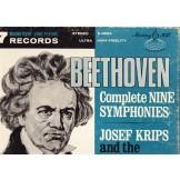 Beethoven - Complete Nine Symphonies (7 LP-a)