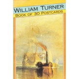 Book of 30 Postcards - William Turner