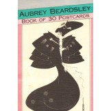 Book of 30 postcards - Aubrey Beardsley