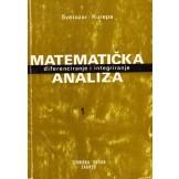 Matematička analiza 1 - Diferenciranje i integriranje