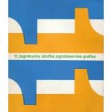 11. zagrebačka izložba jugoslavenske grafike - katalog.
