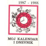 Moj kalendar i dnevnik, 1987-1988