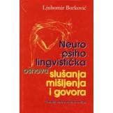 Neuropsiholingvistička osnova slušanja, mišljenja i govora