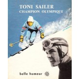 Champion olympique - Toni Sailer