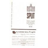 Split - Orijentacioni plan grada