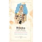 Rijeka - Plan grada