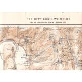 Der Ritt Konig Wilhelms uber das Schlachtfeld von Sedan am 2. September 1870.