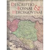 Descriptio Bosnae & Hercegovinae - Bosna i Hercegovina na starim zemljovidima