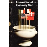 International Cookery Set 1/5