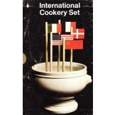 International Cookery Set 1/5