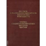 Deutsch-Burgenlandischkroatisch-Kroatisches Worterbuch