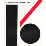 16. zagrebačka izložba jugoslavenske grafike - katalog