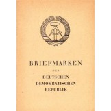 Briefmarken der Deutschen Demokratischen Republik