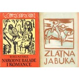 Hrvatske narodne balade i romance 1/2