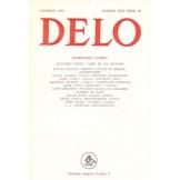 Delo - mesečni časopis za teoriju, kritiku i poeziju br.10, god. 1979.