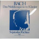 Bach - Das Wohltemperierte Klavier ( 6 LP ploča)