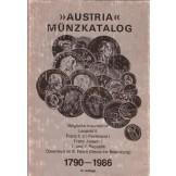 """Austria"" Munzkatalog 1790-1986"