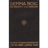 Gema Boic - Dem Gedachtnis Einer Kunstlerin