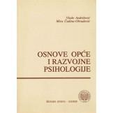 Osnove opće i razvojne psihologije - Psihologija odgoja i obrazovanja 2