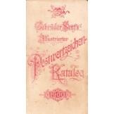 Gebruder Senf\'s Illustrierter Postwerzeichen Katalog - 1900.