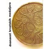 Dvaneast hrvatskih medaljera