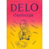 Delo - mesečni časopis za teoriju, kritiku i poeziju br.8.-9. /1976.