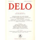 Delo - mesečni časopis za teoriju, kritiku i poeziju br. 11. /1977.