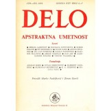 Delo - mesečni časopis za teoriju, kritiku i poeziju br. 6.-7. /1979.