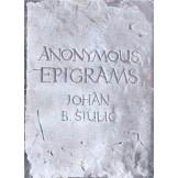 Anonymous epigrams