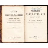 Rječnik slovinsko-talijanski/ vocabolario slavo-italiano