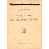 Ciceronov govor za Tita Anija Milona