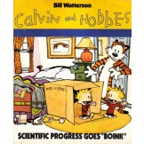 "Calvin & Hobbes - Scientific progress goes ""boink\"""