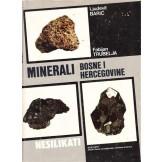 Minerali Bosne i Hercegovine, knjiga II - Nesilikati