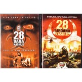 28 Days Later / 28 Weeks later (2 DVD-a)