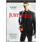 Justified - The Complete First Season (3 DVD-a)