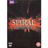 Engrenages (Spiral) I. i II. sezona (4 DVD-a)