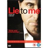 Lie To Me - Season One (4 DVD-a)
