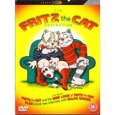 The Fritz the Cat Collection (3 DVD-a)