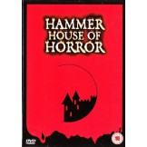 Hammer House Of Horror - Complete Collection (4 DVD-a)