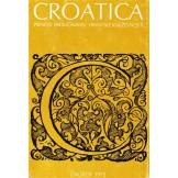 Croatica - prilozi proučavanju hrvatske književnosti