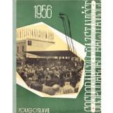 Gospodarsko razstavišče - Ljubljana 1956. - vodič i katalog