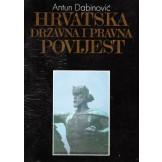 Hrvatska državna i pravna povijest