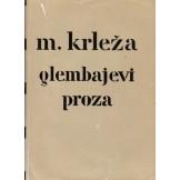 Glembajevi - proza