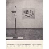 Galerija suvremene umjetnosti 1954 - 1959 - katalog