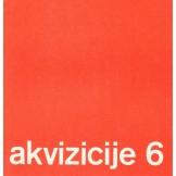 Akvizicije 6 - katalog izložbe