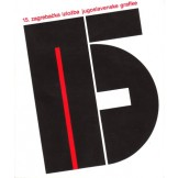 15. zagrebačka izložba jugoslavenske grafike - katalog