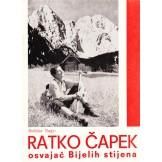 Ratko Čapek - osvajač Bijelih stijena