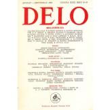 Delo - mesečni časopis za teoriju, kritiku i poeziju br. 8-9, god. 1985.